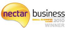 Nectar Small Business Awards – Winner badge
